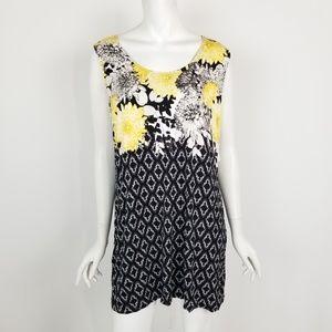 NWT Soma Sleeveless Jersey Knit Tunic Top Large